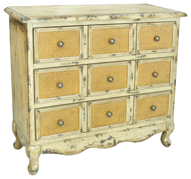 Wicker Chest Of Drawers ~ Crestview monterey drawer wicker chest contemporary