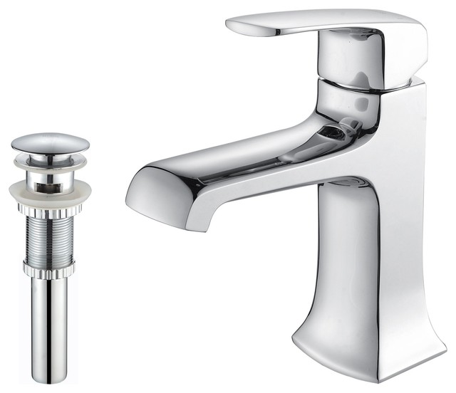 Kraus Plumbing Fixtures : All Products / Bath / Bathroom Faucets / Bathroom Sink Faucets
