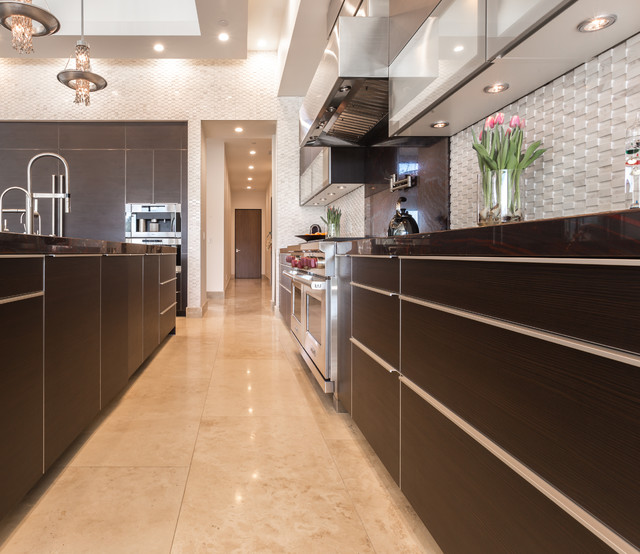 Los angeles showroom modern kitchen other metro by poggenpohl for Kitchen designer los angeles
