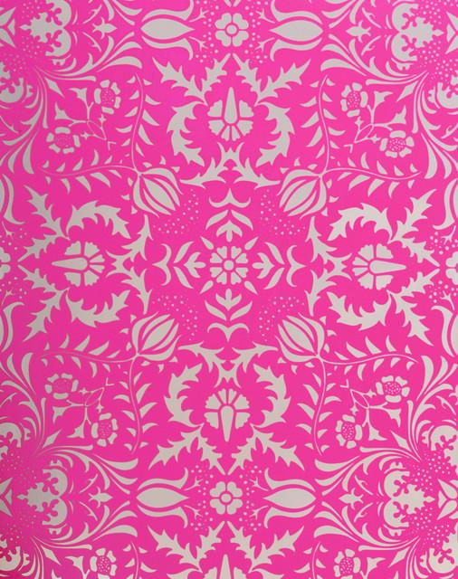Pink bathroom rugs