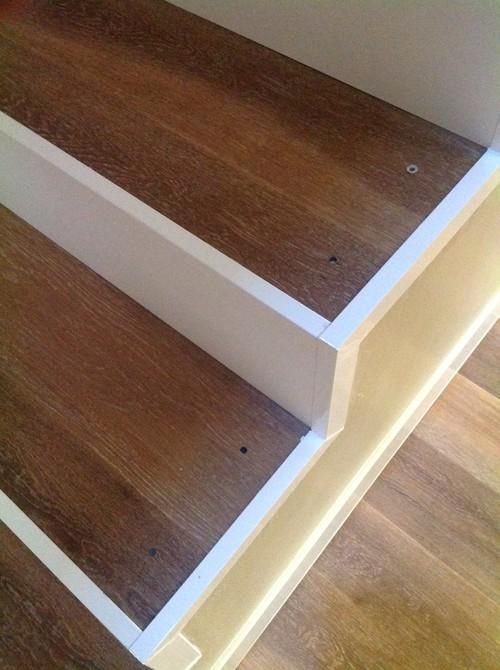 Suelos vinilicos en escaleras - Suelo pvc imitacion madera ...