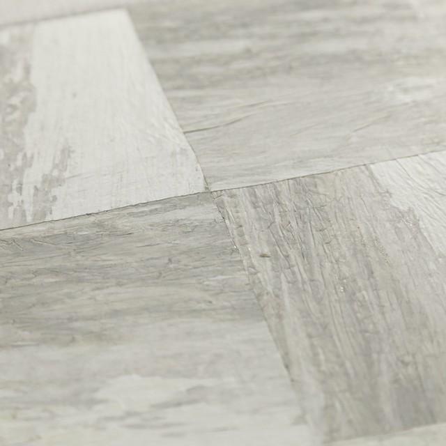 Grau Mit Wei En Papierquadrat Tapete Skandinavisch