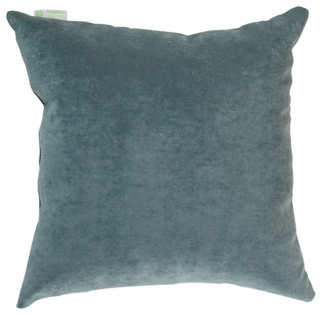 Majestic Home Goods Villa Azure Large Pillow - Modern - Decorative Pillows - by clickhere2shop