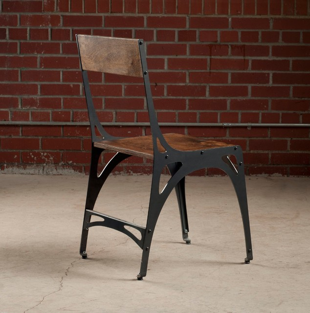 New industrial furniture designs industrial dining for Chair design toronto