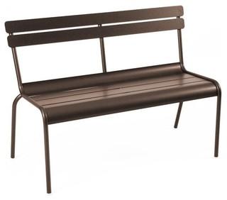 luxembourg gartenbank bauhaus look outdoor. Black Bedroom Furniture Sets. Home Design Ideas