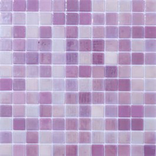 passion berry recycled glass tile mosaic full sheet