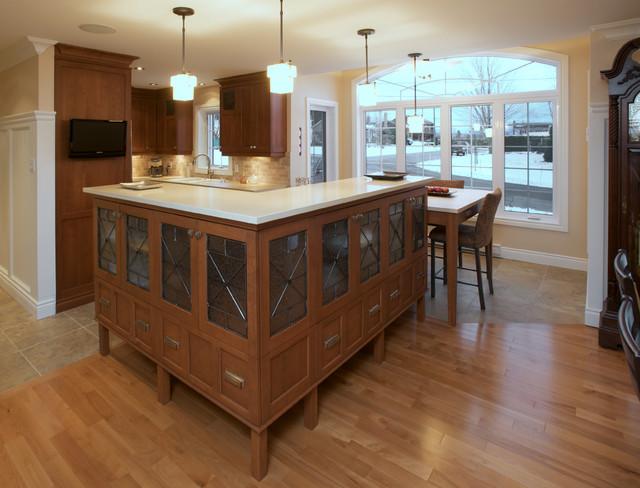 Kitchens di north american cabinets for Grandi case cabinate