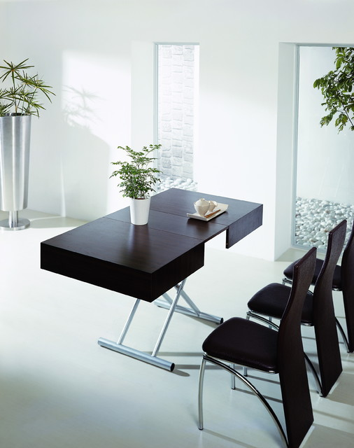 Box coffee to dining table modern dining tables for Modern dining chairs vancouver
