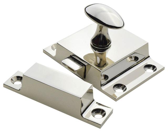 SL-6 Butler Pantry Latch - Contemporary - Door Hardware - by Horton Brasses Inc