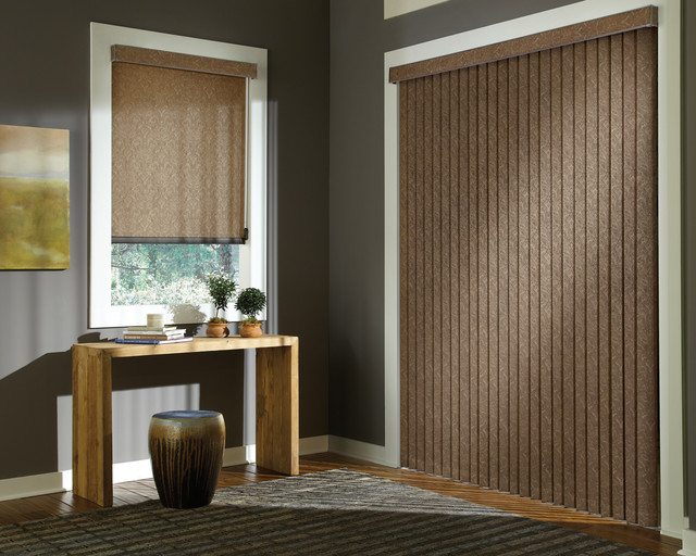 Hunter Douglas Vertical Blinds Contemporary Vertical
