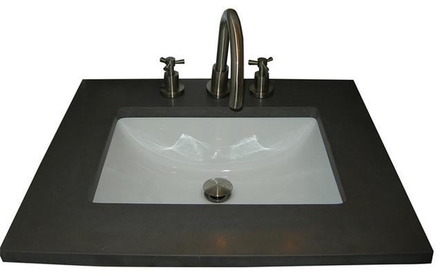 ceramic undermount sink contemporary kitchen sinks