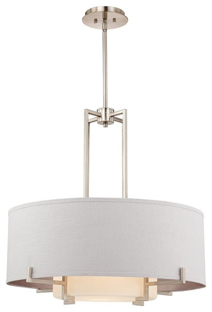 Possini euro concentric shades 29 1 4 wide pendant light for Possini lighting website