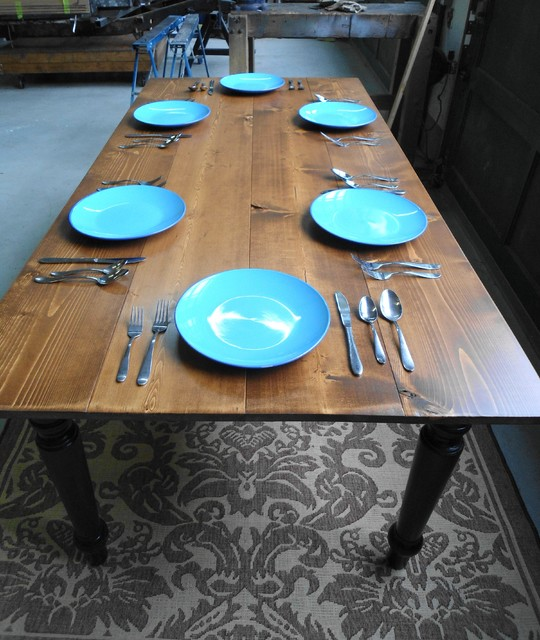Farmhousecountry dining tables : traditional dining tables from www.houzz.com size 540 x 640 jpeg 101kB