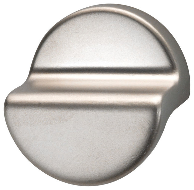 Hafele 106.09.601 Matte Nickel Drawer Pulls - Cabinet And Drawer Handle Pulls - by Simply Knobs ...