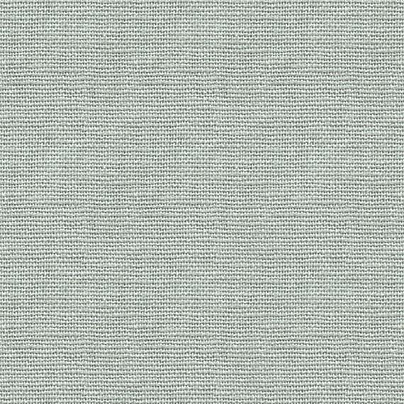 muted aqua textured linen blend fabric contemporain tissu. Black Bedroom Furniture Sets. Home Design Ideas