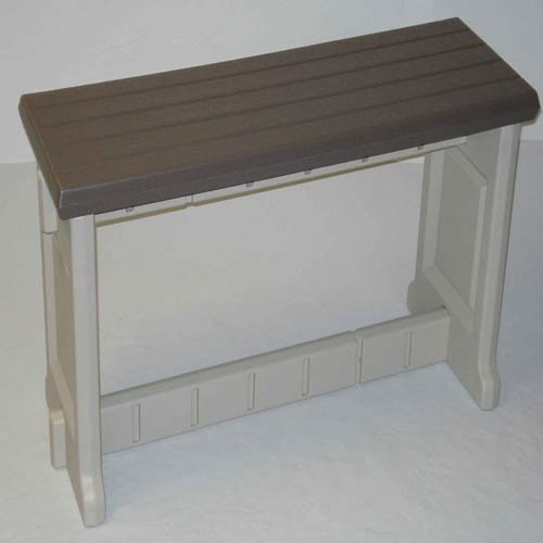 36 Inch Patio Bench Modern Garden Benches By Bellacor