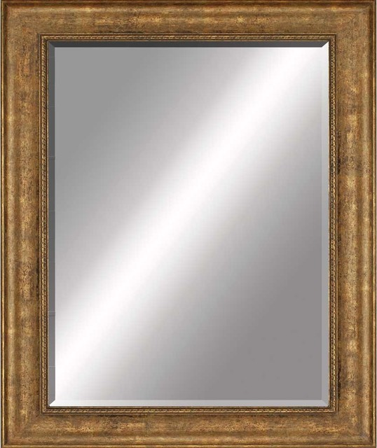 Paragon 812 22 x 28 beveled by mirrors 36 x 30 for Mirror 30 x 36