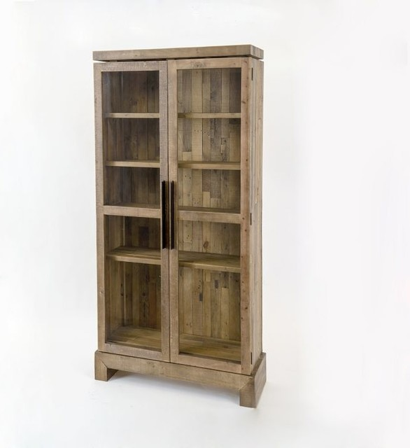 Emmerson Display Cabinet - Contemporary - China Cabinets And Hutches - by West Elm