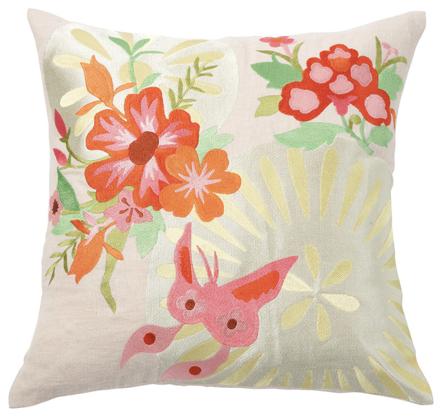 Joy Pillow - Contemporary - Decorative Pillows - by emma at home