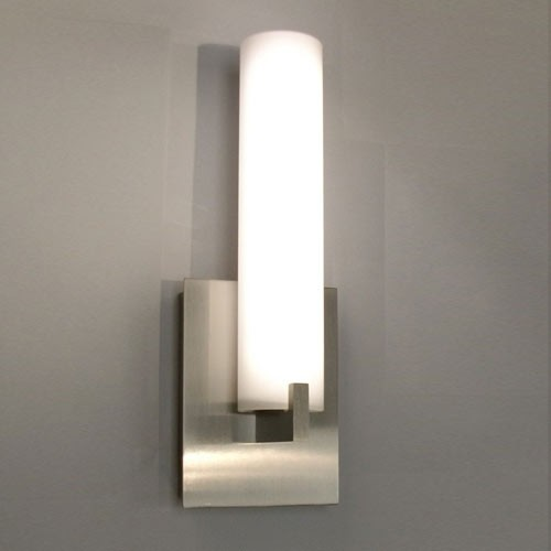 Wonderful Milford Two Light Vanity Light  Modern  Bathroom Vanity Lighting