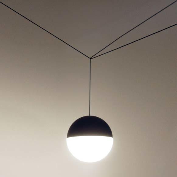 Flos String Lights - Pendant Lamp - Flos Lighting - Contemporary - Pendant Lighting - san ...