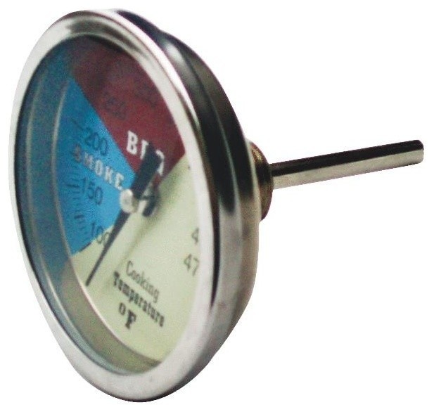 Old Smokey Temperature Gauge Thermometer - Contemporary ...