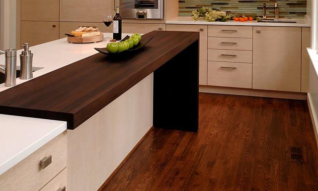 dark brown wood countertops 1