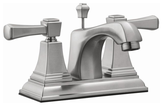 4 Inch Sink Faucet : Torino 4-Inch Lavatory Faucet - Traditional - Bathroom Sink Faucets ...