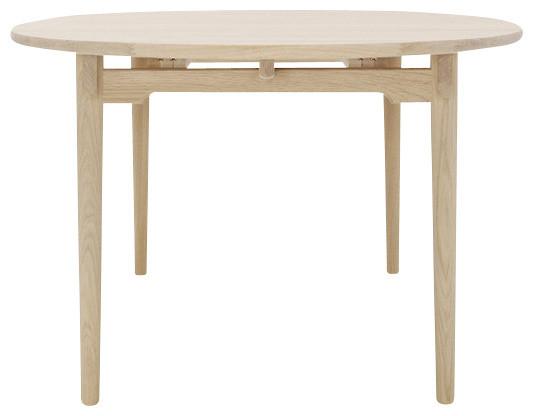 Wegner CH338 Table Oiled Oak Top Midcentury Dining  : midcentury dining tables from houzz.com size 533 x 416 jpeg 25kB
