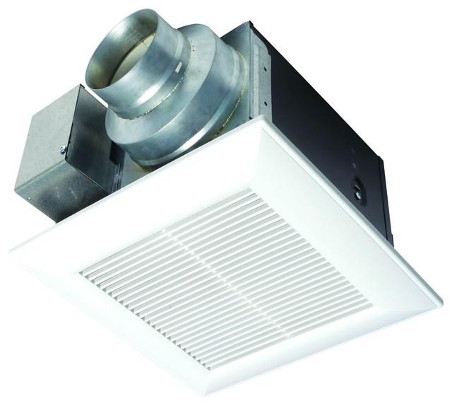 Panasonic bathroom fan with light