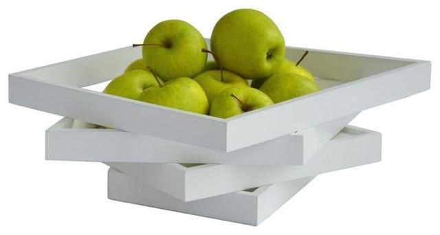 Wireworks Oblique Fruit Bowl