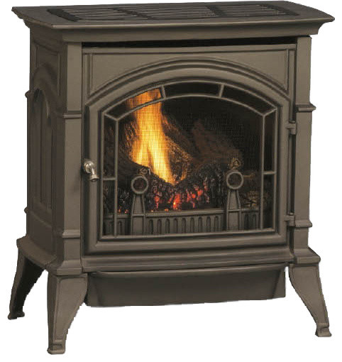 Majestic Csvf30snvemb Csvf Series Vent Free Gas Stove Modern Freestanding Stoves By