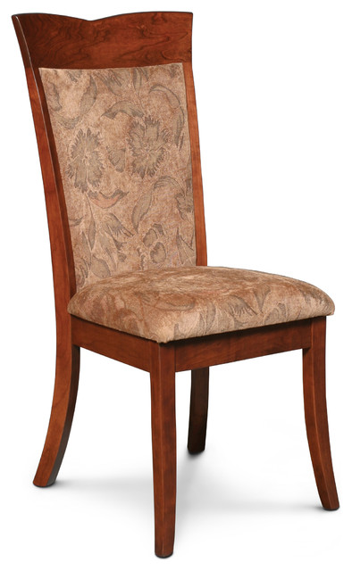 Monticello Side Chair Contemporary Dining Chairs Dallas By Woodbine Furniture
