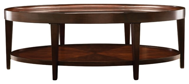 Carson Glass Coffee Table Transitional Coffee Tables Other Metro By Raymour Flanigan