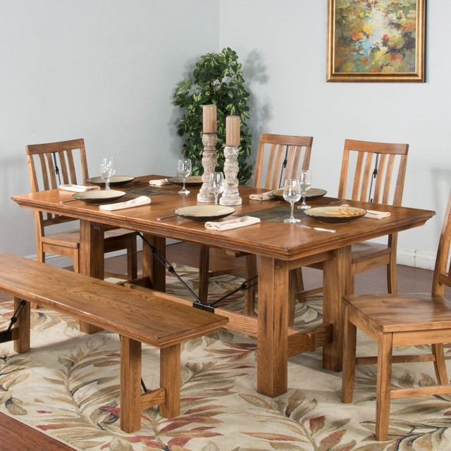 dining table with butterfly leaf 1356ro contemporary dining tables