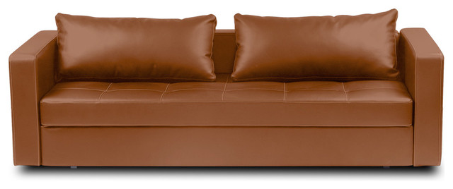 sofa without backrest pillow