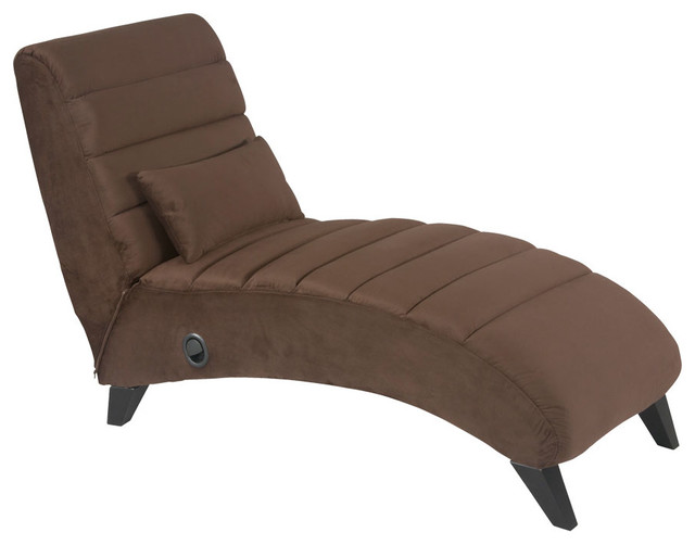 Amma modern indoor chaise lounge chairs san diego - Designer chaise lounge chairs ...