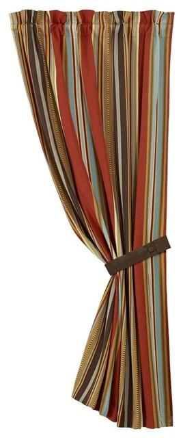 Calhoun Curtain Southwestern Curtains By Hiend Accents
