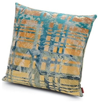 All Modern Missoni Pillows : Missoni Home Rayong Pillow 16x16 - Modern - Decorative Pillows - by YLiving.com