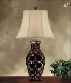 laurien table lamp traditional table lamps. Black Bedroom Furniture Sets. Home Design Ideas