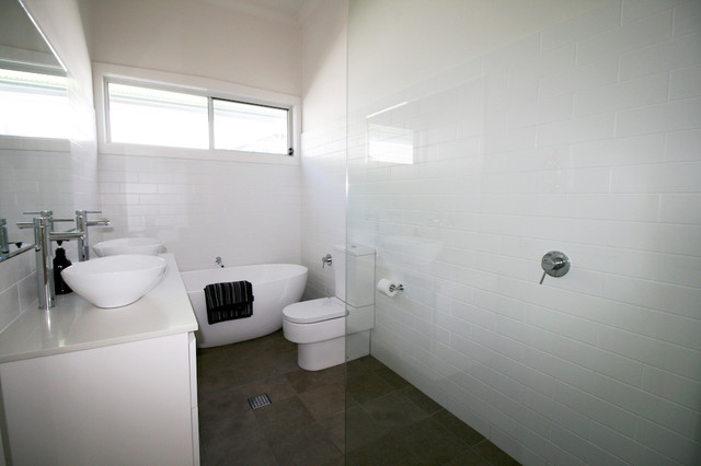Property Styling Queens Road Contemporary Bathroom Newcastle Maitland By Eclectic