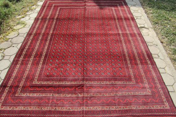 Big Stunning Khoja Roshnai Rug By Nomad Carpets Traditional Rugs .