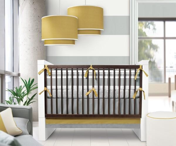 baby crib mattress used