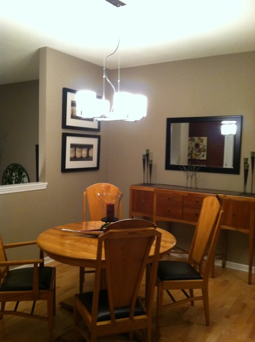 kitchen and dining room flip