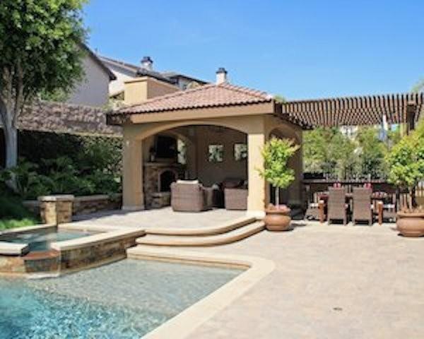 Living Spaces Orange County : Outdoor Living Spaces - Orange County - di Solena Landscape