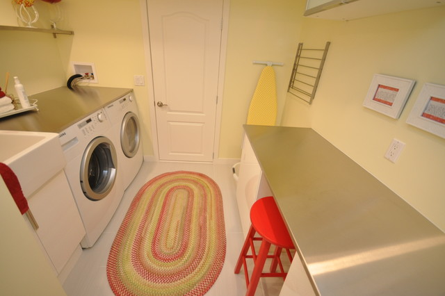 Laundry Modern Laundry Room Vancouver By The