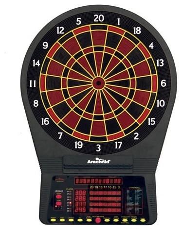 Cricket Pro 800 Electronic Dart Board - Modern - Darts And Dartboards