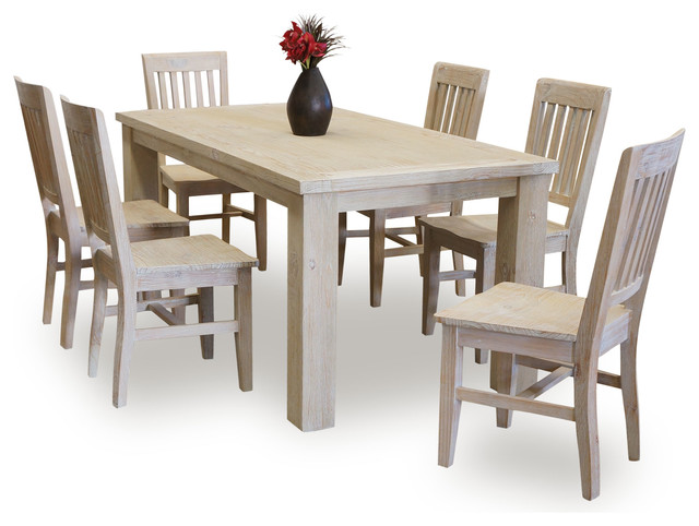 headland dining suite beach style dining sets