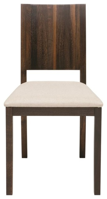 Fabric Dining Chair Contemporary Dining Chairs By ShopLadder