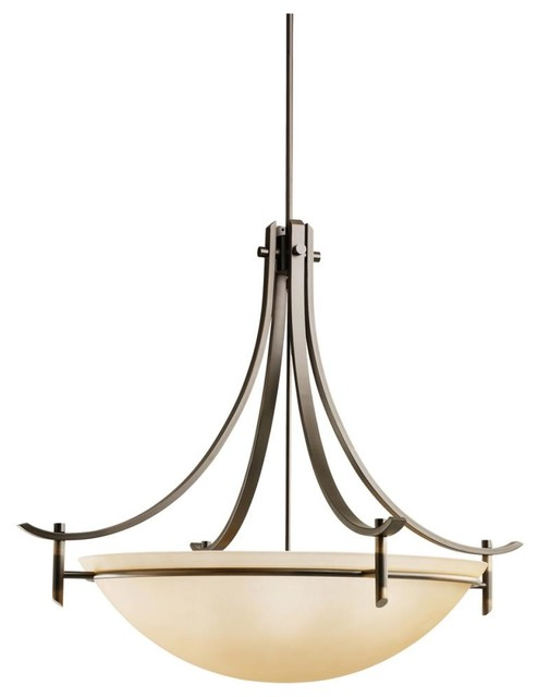 Kichler Lighting 3279Oz Pendants Olympia Traditional Pendant Lighting B
